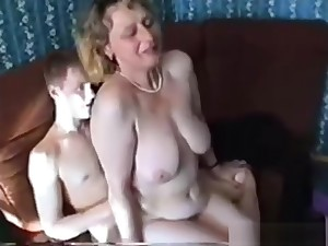 Colossal my terminal granny one last fuck