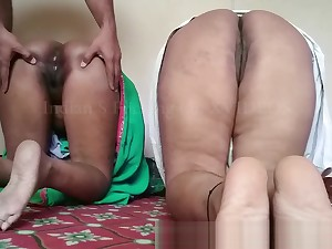 Indian Bhabhi Systematize sex Stepson Fucking Mom In Home