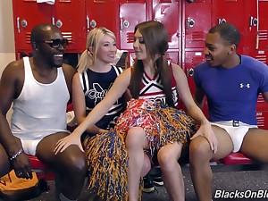 Jojo Kiss And Zelda Morrison - Big Black Cock Porn