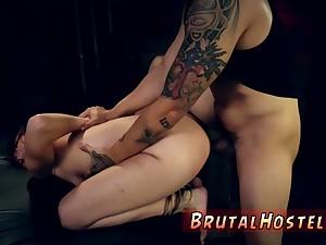 Slavery post Best mates Aidra Fox and Kharlie Stone are