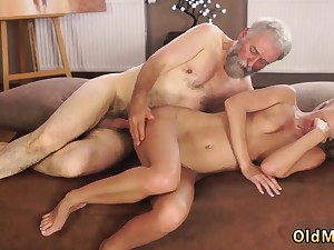 Extreme old first time Sexual geography
