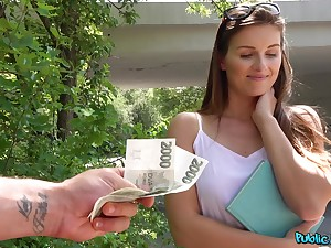 Streak video be required of quickie fucking in outdoors nearly Jenifer Jane